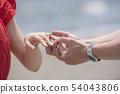 結婚戒指 54043806