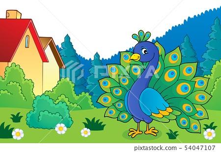 Peacock theme image 4 54047107