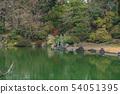 Kyoto Sendong Gosho Minami-ike and Otaki 54051395