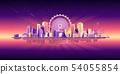 night neon city 54055854