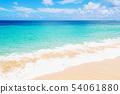 바다와 하늘 하와이 선셋 비치 54061880