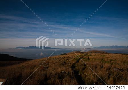 Kuramayama高原的早晨 54067496