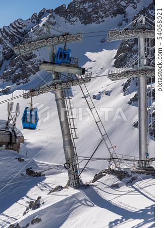 中國麗江玉龍雪山 中国観光スポット China Jade Dragon Snow Mountain 54068021