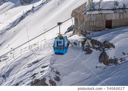 中國麗江玉龍雪山 中国観光スポット China Jade Dragon Snow Mountain 54068027