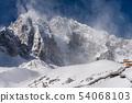 中國麗江玉龍雪山 中国観光スポット China Jade Dragon Snow Mountain 54068103