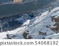 中國麗江玉龍雪山 中国観光スポット China Jade Dragon Snow Mountain 54068192
