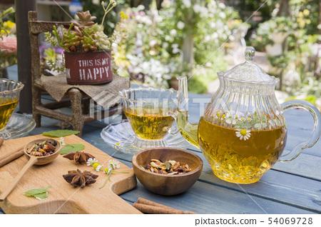 涼茶和花園 54069728