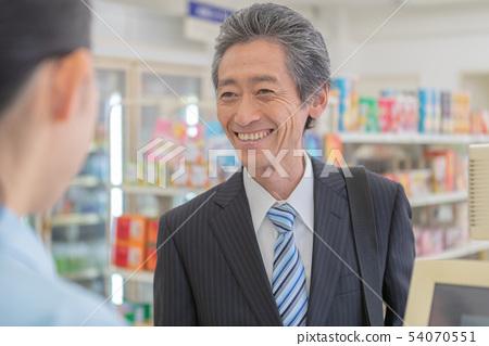 Convenience store 54070551