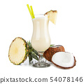 Pina Colada Cocktail 54078146