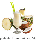 Pina Colada Cocktail 54078154