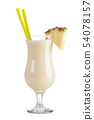 Pina Colada Cocktail 54078157