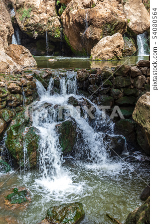 中國雲南麗江觀音峽 Scenic Spots in China 麗江第一景 茶馬古道 瀑布 54080564