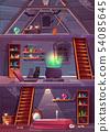 女巫 房屋 房子 54085645