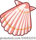貝殼圖像 54093254