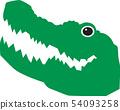 鱷魚形象 54093258