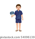 Shohei boy illustration 54096139