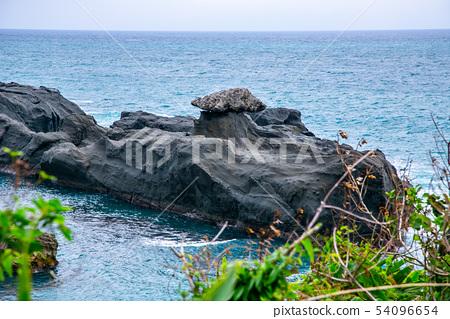 臺灣台東成功鎮石雨傘風景區Asia Taiwan Taitung Coast 54096654