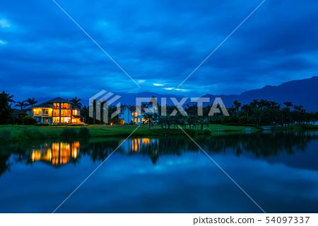 台灣花蓮壽豐雲山水公園Asia Taiwan Hualien Forest Park 54097337