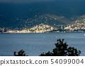 Coast of Liguria with the Zoagli Town Genoa Italy 54099004