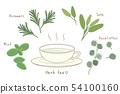 涼茶套茶杯 54100160