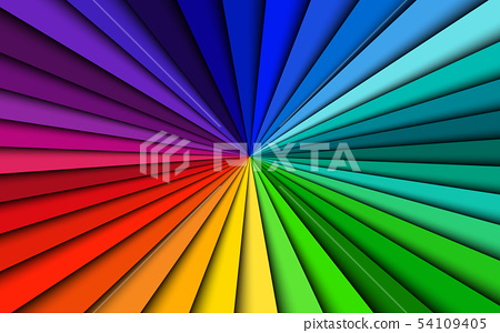 Colorful abstract background, bright pattern 54109405