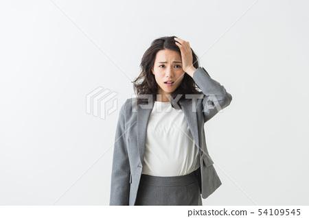 女性疲勞壓力 54109545