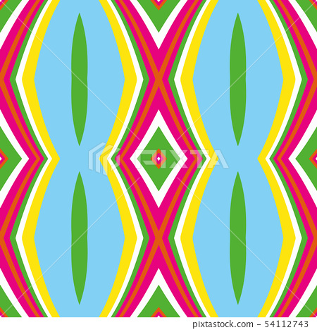 Vector seamless pattern.  54112743