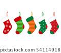 圣诞袜 54114918