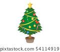 크리스마스 트리 54114919
