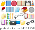 Set of stationary object 54114958
