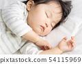 Child nap sleep 54115969