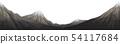 A mount stone landscape 54117684