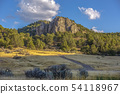 Scenic landscape with striking Goshen Canyon view 54118967