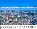 东京イメージ东京城市形象·初夏 54119075