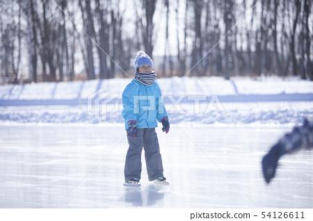 스케이트 여자 54126611