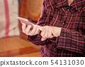 老人 奶奶 手機 科技 生活方式 社交媒體 elderly smartphone お婆さん スマホ 54131030