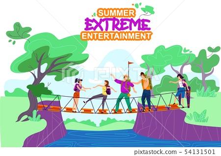 Information Flyer Summer Extreme Entertainment. 54131501