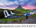 Kirkjufellsfoss - the most beautiful waterfall in 54141673