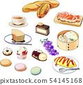 糖果和食物 54145168