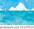油海和传入的云彩的看法 54147014