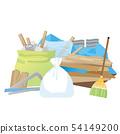 재해 쓰레기 건축 폐기물 54149200