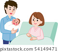 출산 아기 54149471