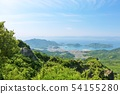 가가 와현 쇼도 시마 寒霞渓 전망대에서의 풍경 54155280