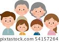 Family of 6 54157264
