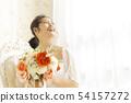 여성 신부 54157272