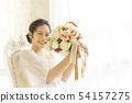 여성 신부 54157275
