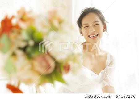 女裝新娘 54157276