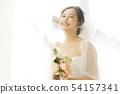 여성 신부 54157341