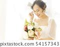 여성 신부 54157343