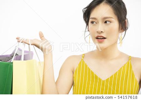 女性購物 54157618